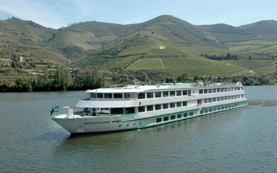 A la découverte de la vallée du Douro au Portugal à bord du MS Vasco de Gama.(DR)