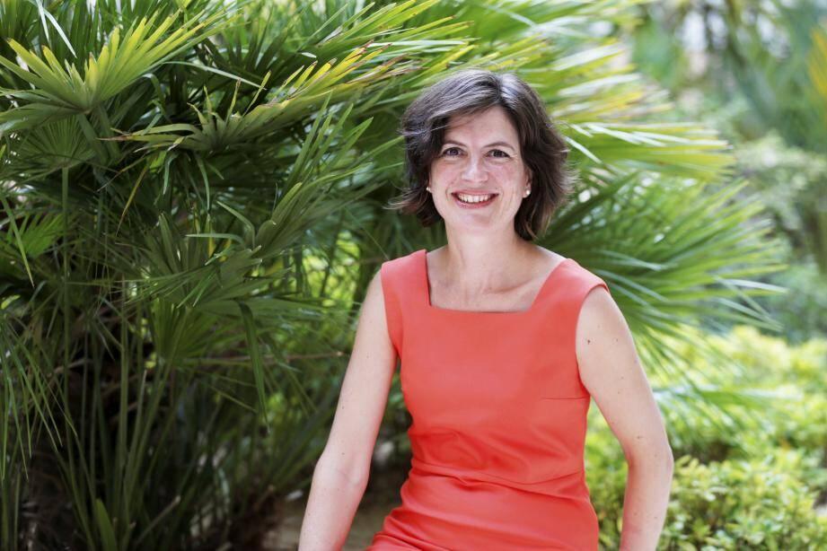 Marie Garcin Zaiter est la nouvelle directrice de l'Office du tourisme Menton Riviera & Merveilles.