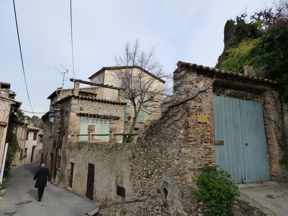 La maison Métri va donner corps au projet de conciergerie citoyenne au Haut-de-Cagnes. C'est là que sera installée la give box.