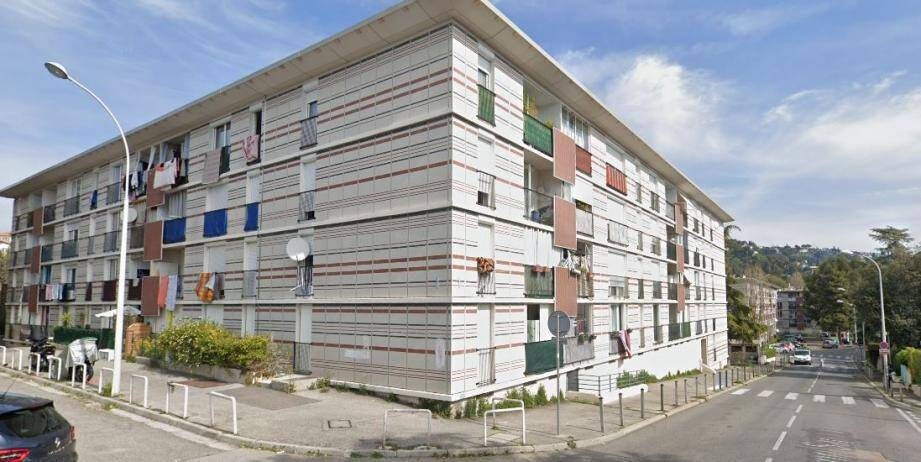 Capture Google Maps du 84 Boulevard Henri Sappia