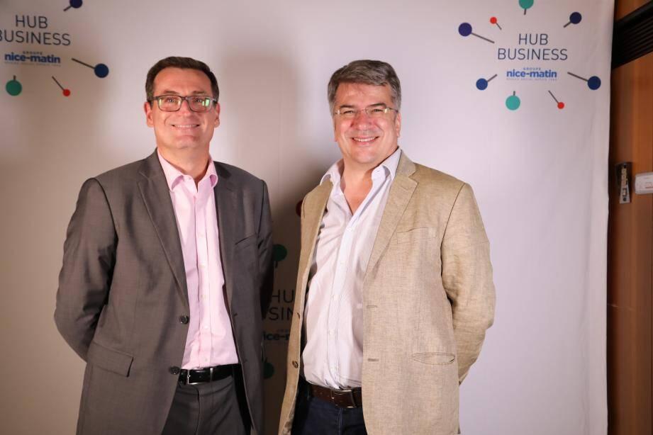 Suez Eau France propose des solutions pour la santé et le bien-être de tous, explique Eric Azario.