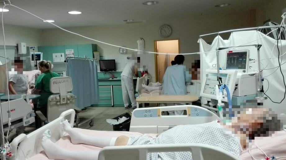 La première phase de l'étude, nommée Interface, s'appuie sur la participation des patients en salle de réveil, après une opération sous anesthésie.