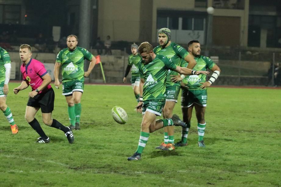 Les rugbymen dracénois ont ramené quatre points précieux de leur court mais périlleux déplacement à Monaco.