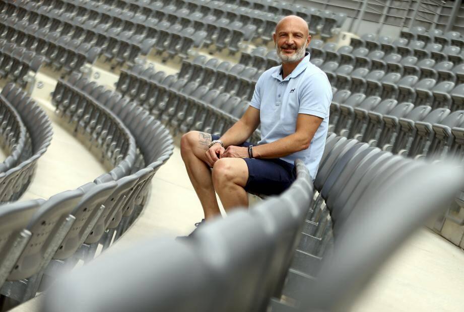 Né à Marseille, Frank Leboeuf garde un ancrage varois: «J'ai grandi à Saint-Cyr».