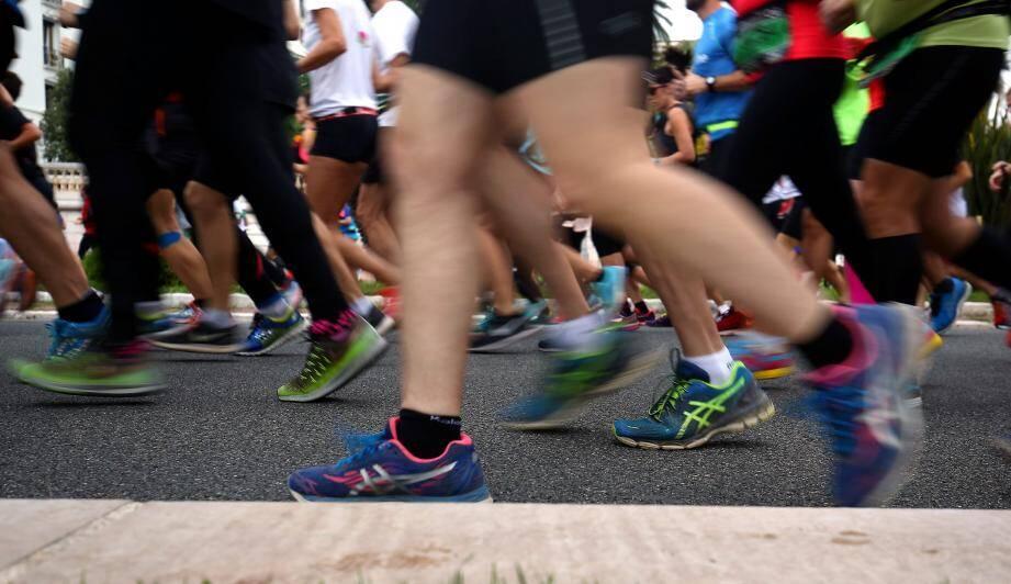Le douzième marathon Nice-Cannes aura lieu dimanche 3 novembre.