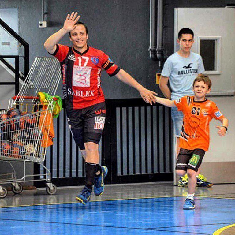 Demain soir, Dorian Tourraton (à gauche) affrontera son frère Raphaël lors de la 7e journée de Nationale 1. Avec un petit avantage pour le joueur de Bagnols ?