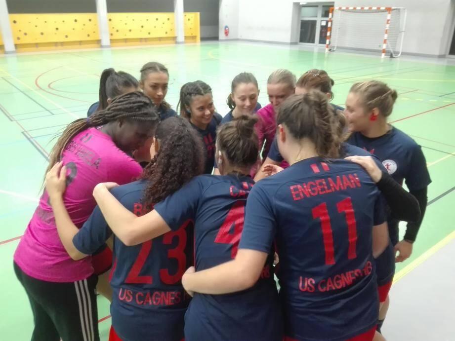 Toujours aucune victoire au compteur pour les filles coachées par Claudio Zaffarana...