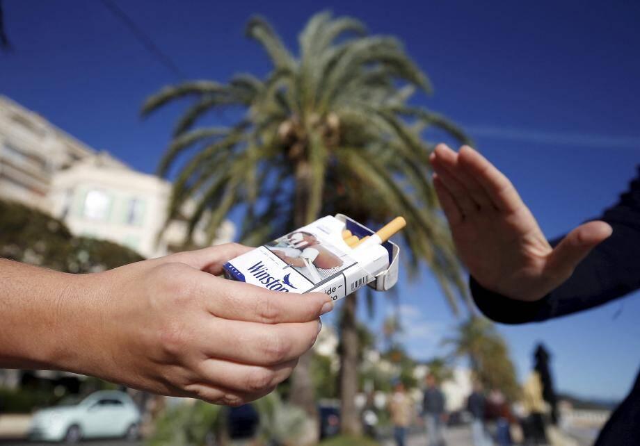 Pour ne plus à toucher à une cigarette, tout est question de mental.