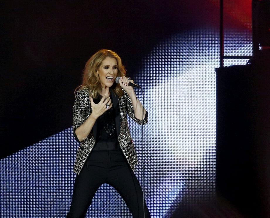 Le dernier concert de Céline Dion sur la Côte d'Azur remonte à l'été 2017, à Nice, où elle s'était produite devant 35.000 personnes au stade Allianz Riviera.