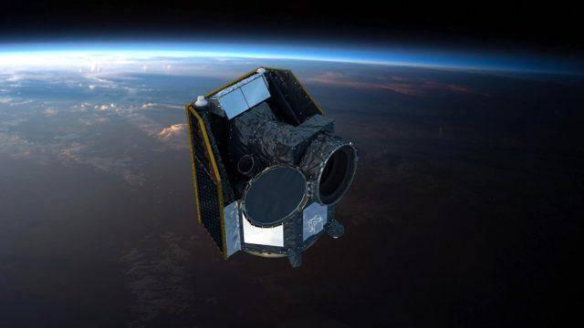 a fusée spatiale Soyouz-Frégate décollera prochainement avec à son bord, Cheops.