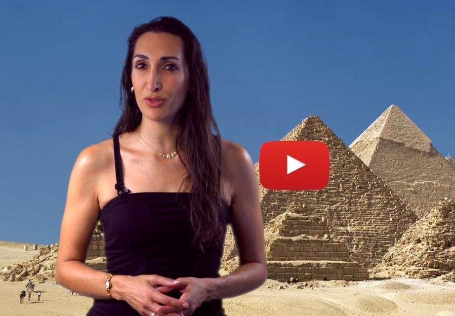 En septembre dernier, Amandine Marshall, égyptologue reconnue, a lancé la toute première chaîne française d'égyptologie sur Youtube baptisée « Toutankatube ».