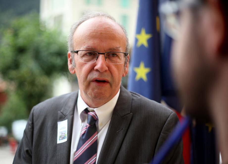 Henri Giuge briguera un second mandat.