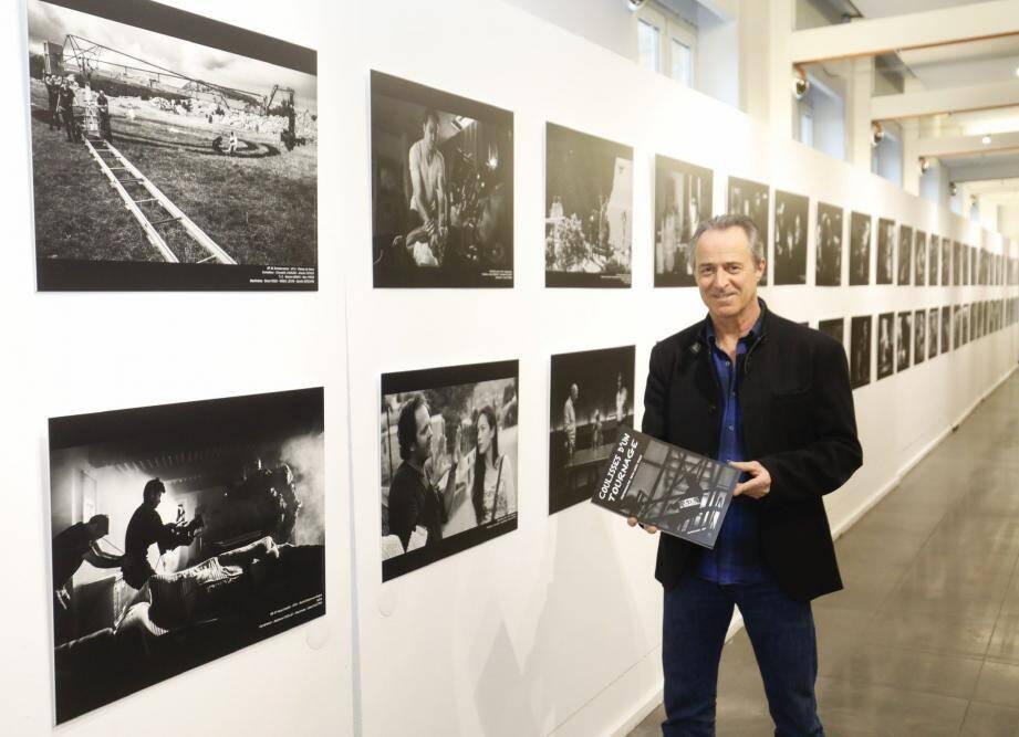 L'exposition de Jean-Louis Paris est à découvrir jusqu'au 31 janvier.