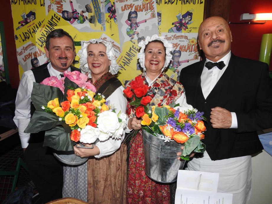 Tous fans de Pagnol, ces excellents acteurs seront à l'affiche à Avignon durant le festival.