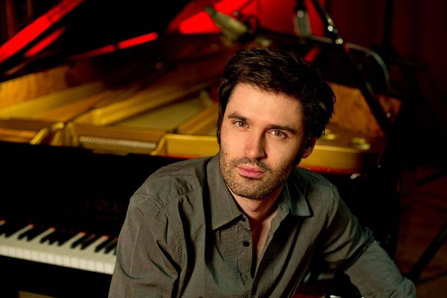Paul Lay est un spécialiste de l'accompagnement au piano de films muets.(DR)