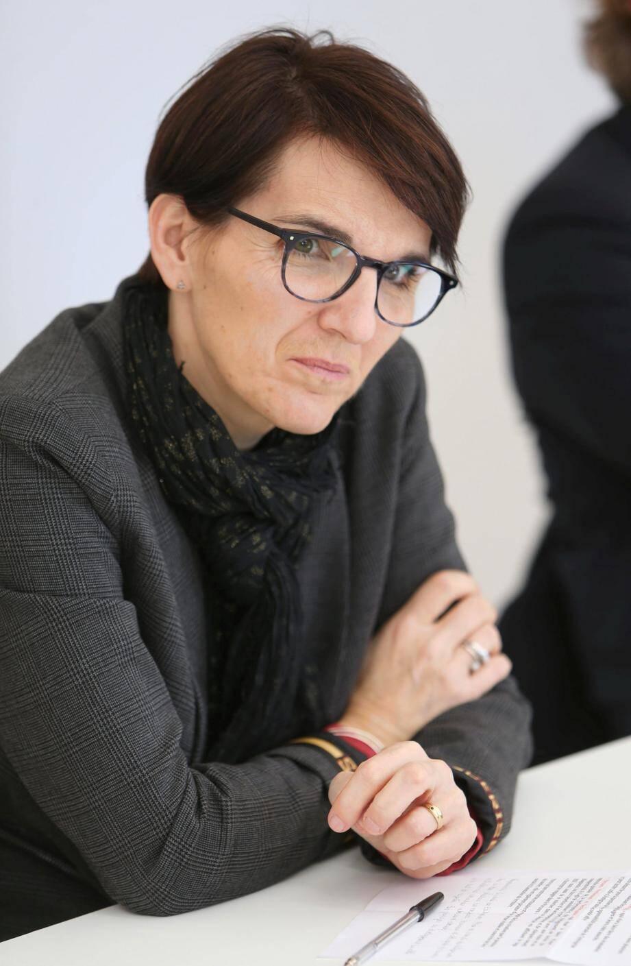 Muriel Rodrigues, CMAR.