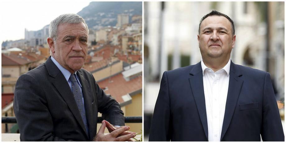 Gérard Spinelli est candidat à sa succession. Face à lui, Stéphane Manfredi.