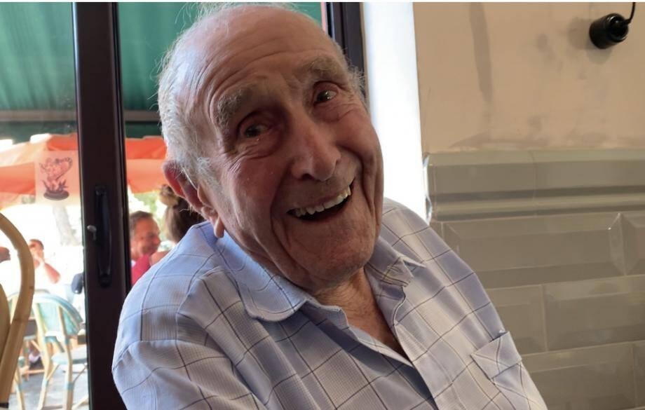 Maurice Marchessou s'est éteint à l'âge de 99 ans.