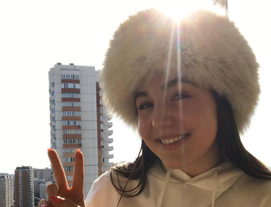 """Ludmila Diato: """"Certaines personnes ont été autorisées à reprendre le travail mais les parcs et jardins ne rouvriront pas avant fin mai début juin a priori."""""""