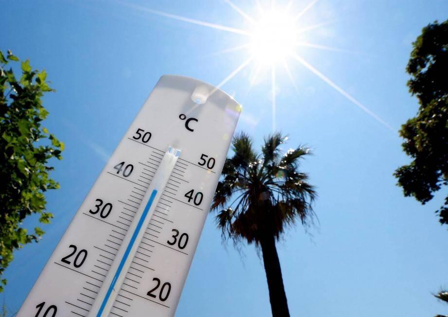 Cet été, le mercure risque d'atteindre les 40°C dans la journée.