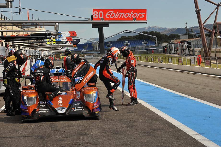 Les prototypes LM P2 de l'European Le Mans Series sont attendus comme prévu les 18 et 19 juillet.