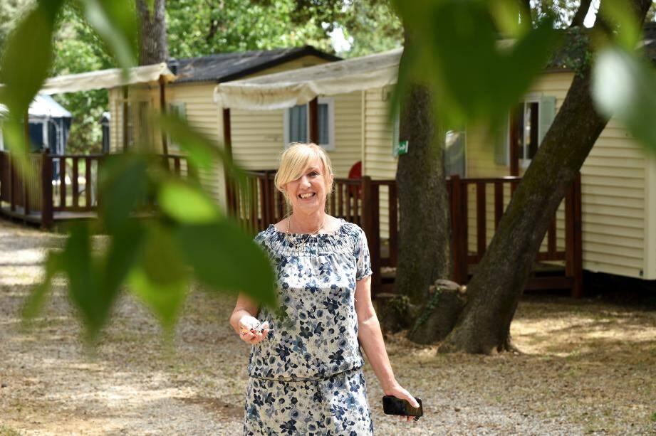 Anne-Marie Boetti, la gérante du camping de la Foux, prépare la saison estivale avec l'espoir de retrouver au moins autant de monde que les autres étés. Et met tout en œuvre pour proposer un site accueillant dès le 1er juillet.