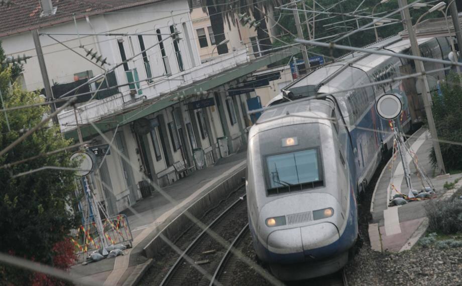 D'ici l'été prochain, les usagers SNCF pourront accéder directement à la gare depuis le parking Courbet.