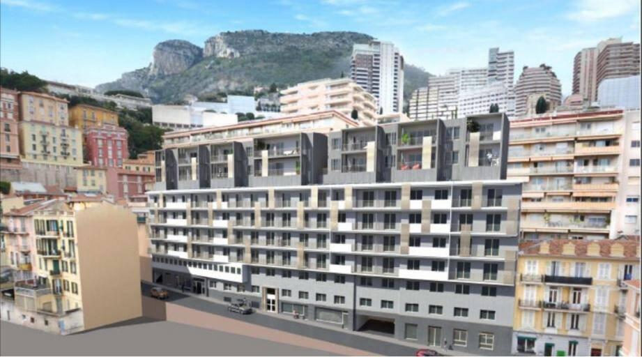 Le bâti va connaître une surélévation de deux étages, où seront implantés 14 appartements deux-pièces supplémentaires.