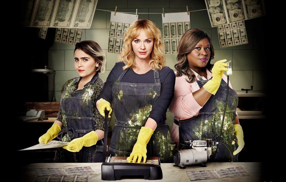 """La première saison de """"Good Girls"""" a été diffusée pendant le confinement sur M6, la saison 3 vient d'arriver sur Netflix."""