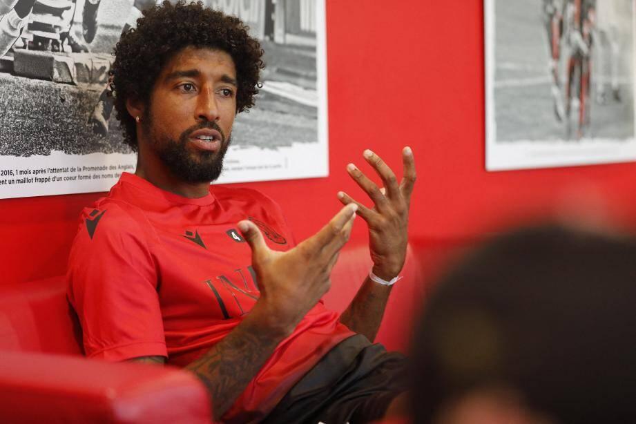 Dante va entamer sa 5e saison avec l'OGC Nice.