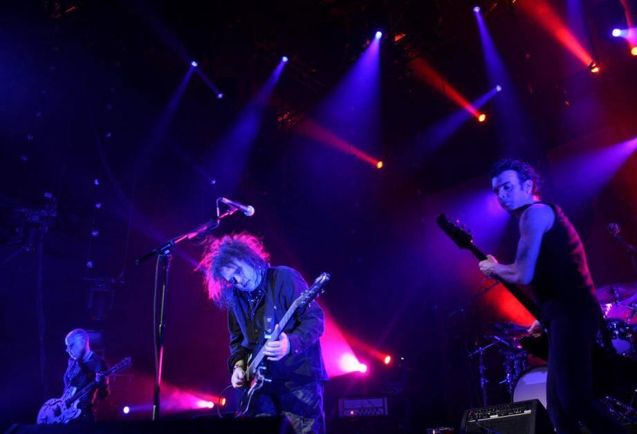 Les deux concerts de The Cure aux Arènes de Fréjus resteront à jamais dans les mémoires.