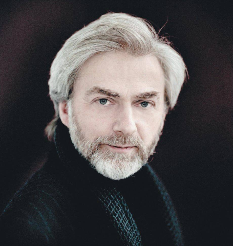 Krystian Zimerman, le pianiste que le monde s'arrache.