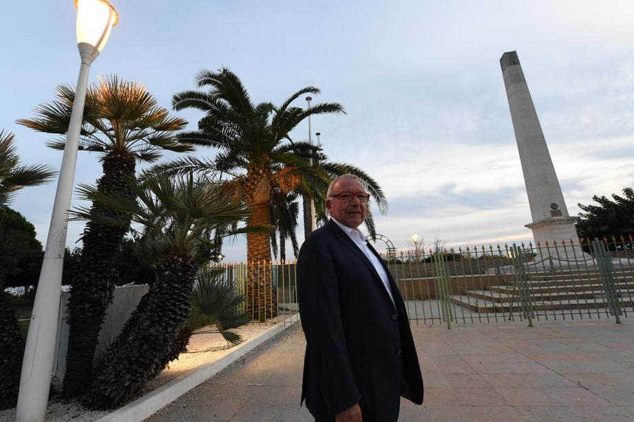 Il est fort probable que plusieurs lieux de mémoire se concentreront à Beaurivage, autour du monument de l'Armée d'Afrique. Alain Dubreuil donne son sentiment.