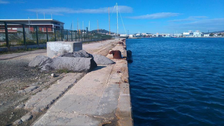 La société Sifa s'était vue confier la réalisation du nouveau port de plaisance, à aménager sur le quai d'armement. Mais la ville a résilié le contrat, invoquant des fautes du délégataire. Qui a contesté la décision en justice.