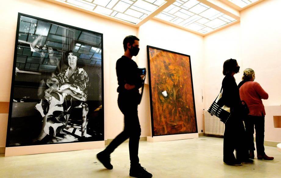 Parmi les temps forts du festival, l'exposition des photos de Marie-Maure de Noailles réalisées par son ami François-Marie Banier pour marquer les 50 ans de la disparition de sa muse.