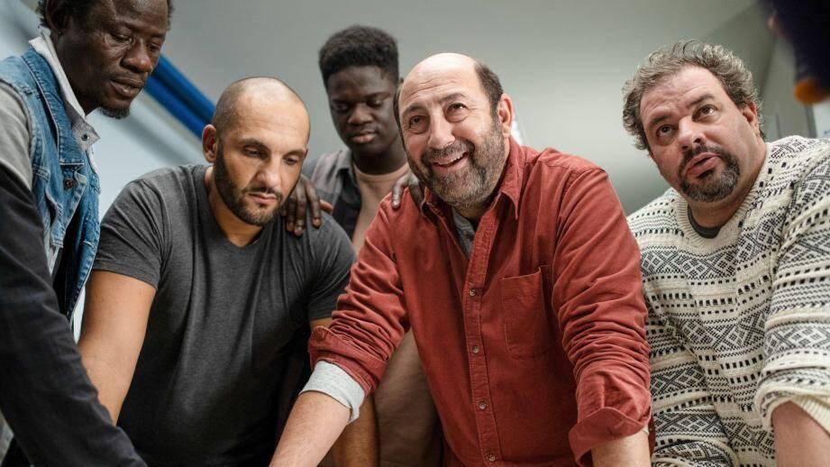 Kad Merad et les frères Podalydès sont attendus sur la Croisette pour ce Spécial Cannes 2020.