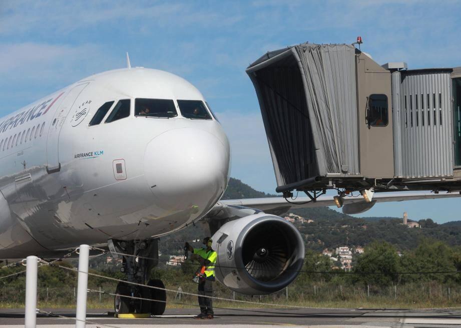 Les aéroports sont dans le collimateur des défenseurs de l'environement...