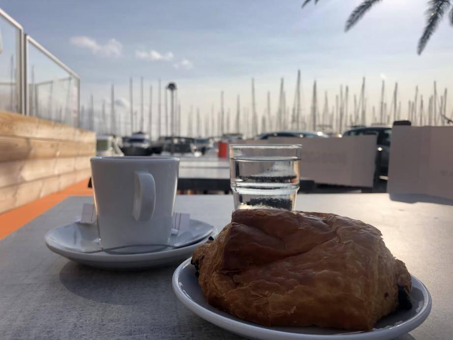 La viennoiserie désormais incontournable pour consommer un café
