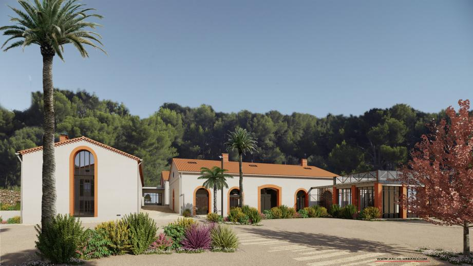 Les Lofts de l'Eguillette sera le nom d'une copropriété composée de huit lofts et d'une maison, au cœur d'un terrain d'1,3 hectares.