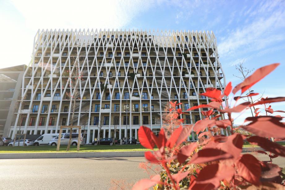 Le bâtiment, emblématique, réalisé par Nexity et Architecture studio de Marc Lehmann, a reçu un nouveau trophée.