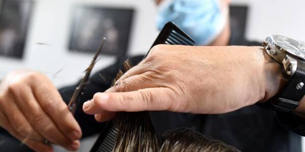 Grande nouvelle,  les salons de coiffure rouvrent