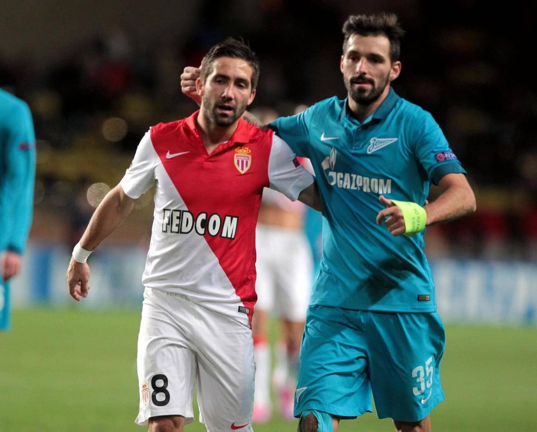 Monaco gagne son ticket pour les 8e de finales