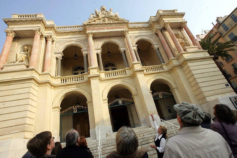 L'opéra de Toulon.