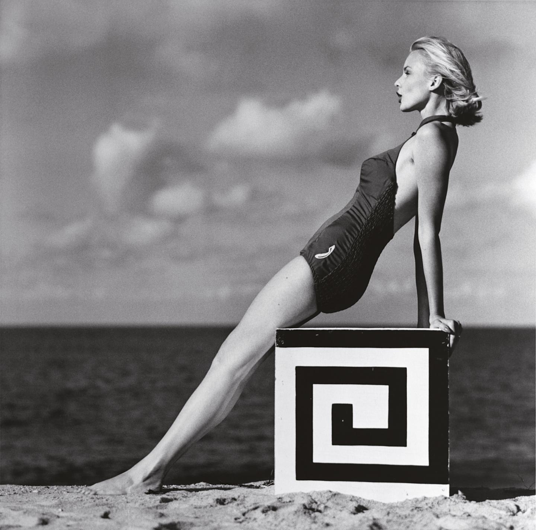 F.C. Gundlach, Christa Vogel, 1958, (estimation: 3.000 – 4.000 €).