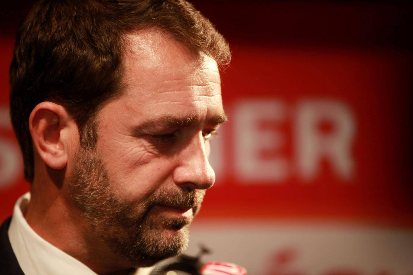 Décollage raté pour Christophe Castaner : le PS a perdu la Région.
