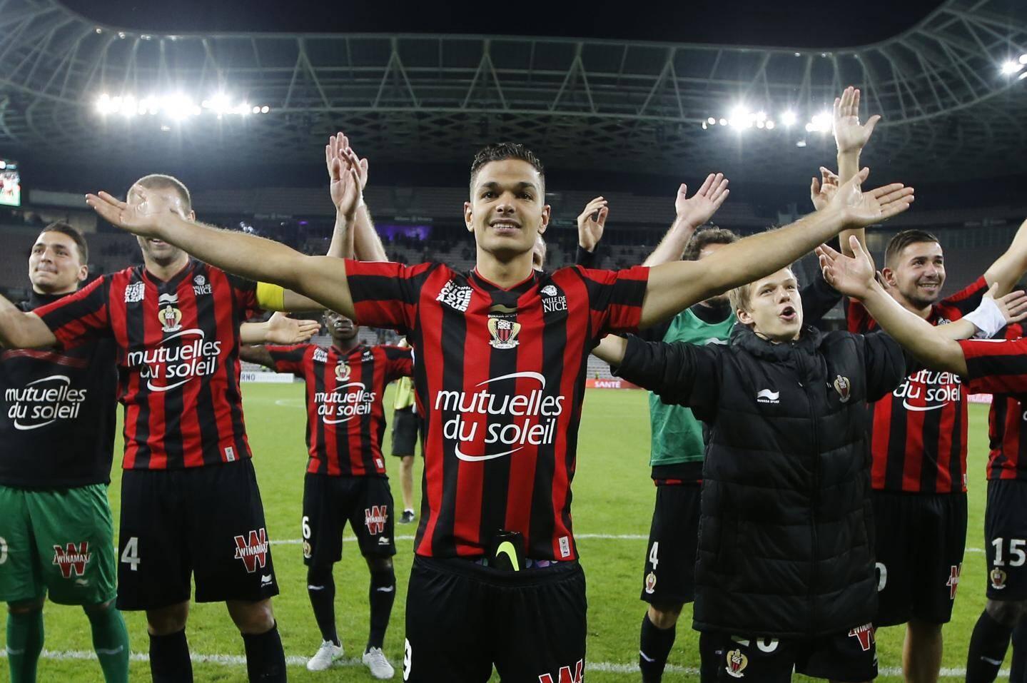 Le 23 septembre 2015 c'est soir de match à l'Allianz Riviera.Les Aiglons reçoivent les Bordelais qui se souviendront longtemps de l'accueil que leur réservent les joueurs du Gym. Score du match : 6 - 1. À l'image de ce festival de buts, l'OGC Nice s'offre un début de saison des plus prometteurs.