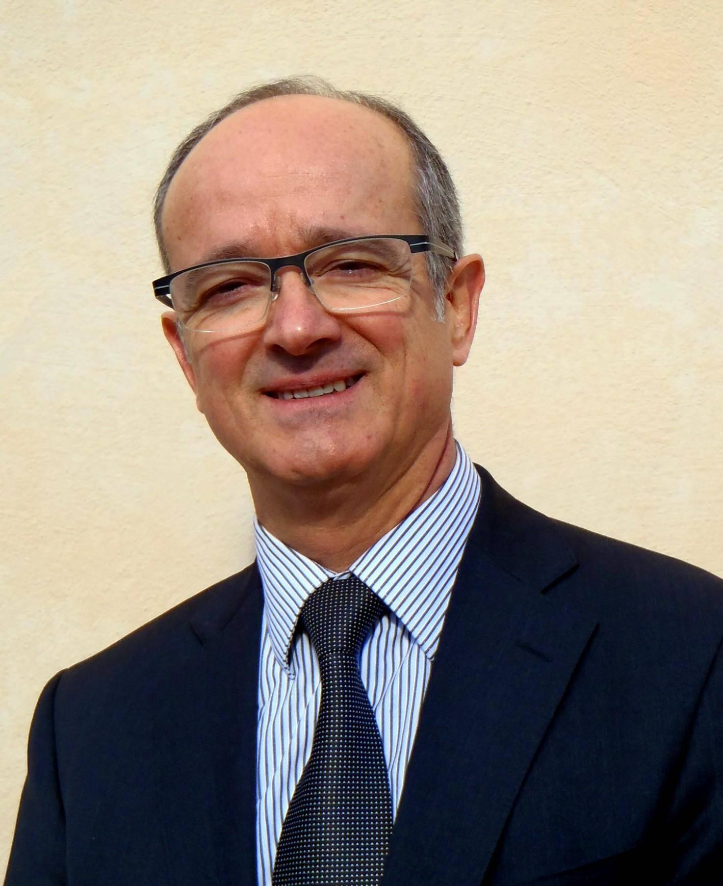 Le maire d'Utelle, Bernard Cortes.