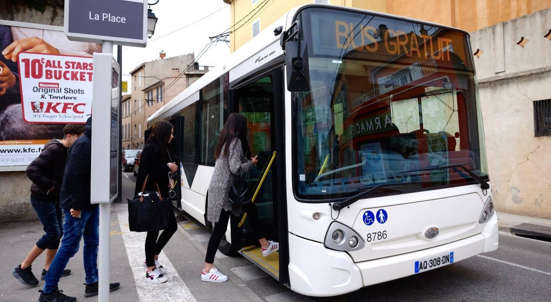 Depuis plus de six ans, le bus est gratuit à Saint-Zacharie