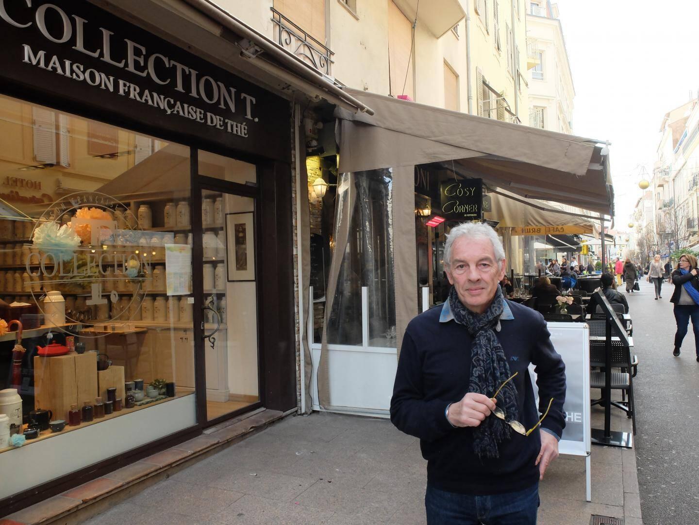 Philippe Vasseur, rue Hoche, n'ouvrira pas le dimanche mais salue la liberté d'entreprendre.