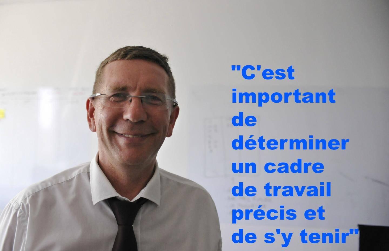 Laurent Delannoy, co-fondateur d'Avencod